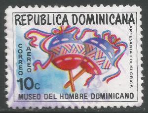 DOMINICAN REPUBLIC C211 VFU H380-4