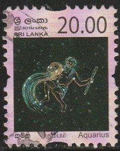 Sri Lanka,#1621 Used, From 2007
