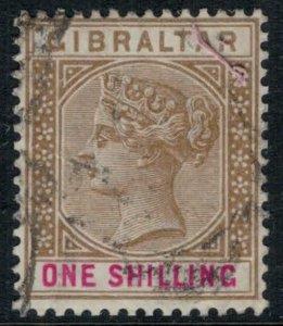 Gibraltar #21  CV $18.00