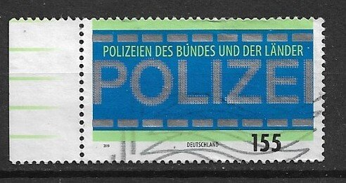 Germany recent 2019 used Polizei high value
