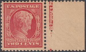 U.S. 369 FVF MLH, Impt. Sgl. (61419)