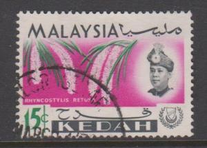 Kedah Sc#111 Used