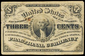 POSTAGE CURRENCY PC1226  Mint (ID # 103251)