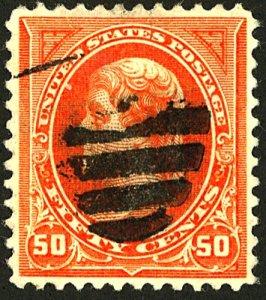 U.S. #260 Used