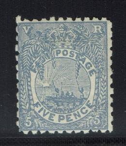 Fiji SG# 85 - Mint Hinged (Hinge Rem) - Lot 041716