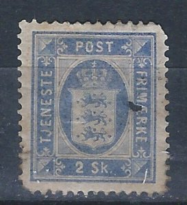 DENMARK  O1 USED  SCV $200.00 STARTS AT A VERY LOW PRICE!