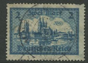 STAMP STATION PERTH Germany #338 General Issue FU CV$3.50.