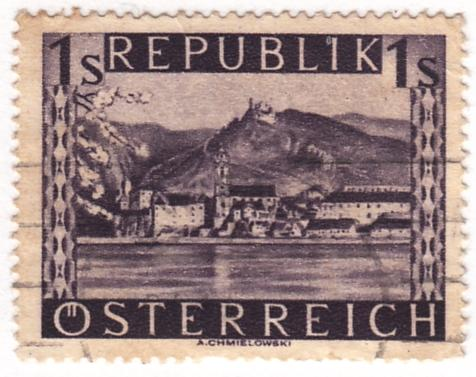 Austria, Scott # 478, Used