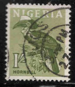 Nigeria Scott 108 Used stamp