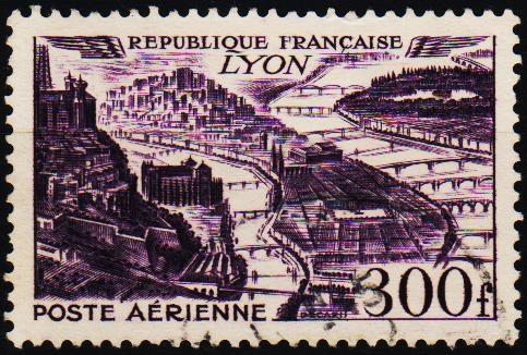 France.1949 300f S.G.1057 Fine Used