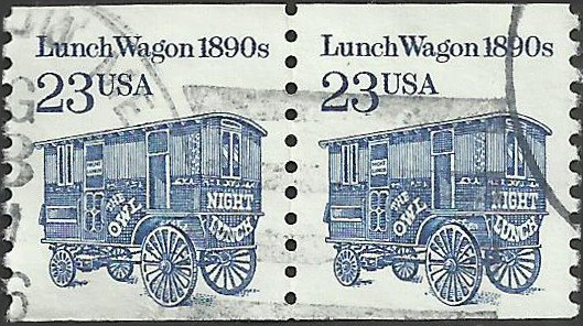 # 2464 USED LUNCH WAGON