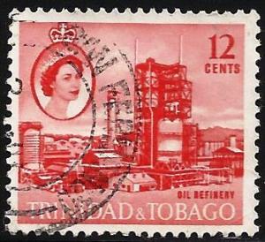 Trinidad & Tobago 1960 Scott# 95 Used