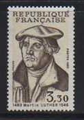France MNH sc# 1859 Martin Luther 2012CV $1.40