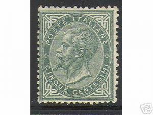 Italy #26 Mint