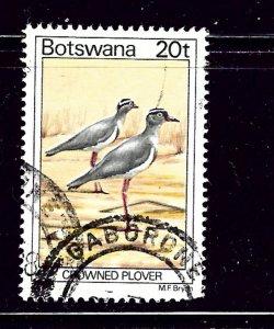 Botswana 206 Used 1978 Birds