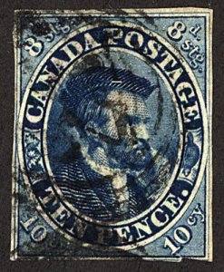 Canada #7 Used