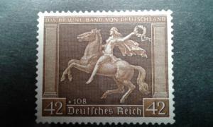Germany B119 MNH Cat $125