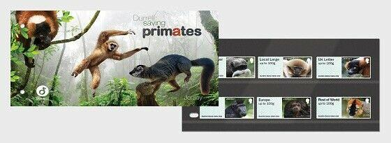 H01 Jersey 2019 Post & Go - Durrell, Saving Primates Pack