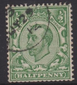 Great Britain Sc#153 Used