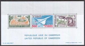 Cameroon, C250a, MNH, 1917, Aviation Pioneers