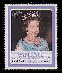 Vanuatu B5 MNH