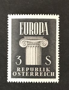 Austria 1960 #657, MNH, SCV $3.50