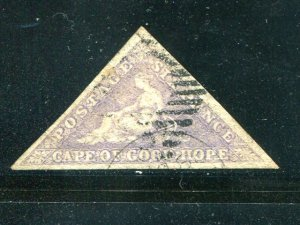 Cape of Good Hope usd  VF- Lakeshore Philatelics