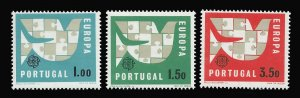 PORTUGAL 916-918 MLH