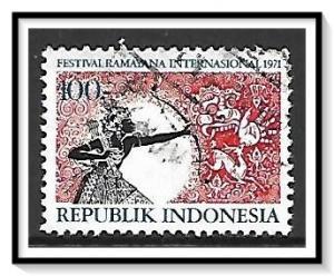 Indonesia #805 Ramayana Festival Used