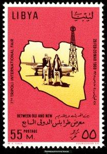 Libya Scott 331 Mint never hinged.