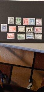 New Foundland #253-266 Set MLH
