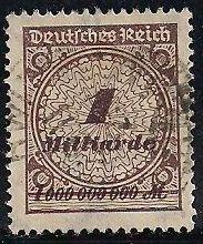 Germany 294 Used - Numeral
