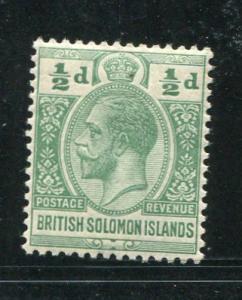 Solomon Is #28 Mint