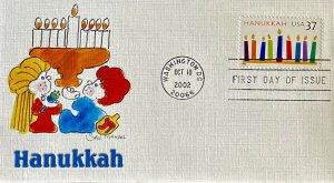 Fleetwood 3672 Hanukkah 2002