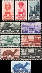 Eritrea 158-167 mh
