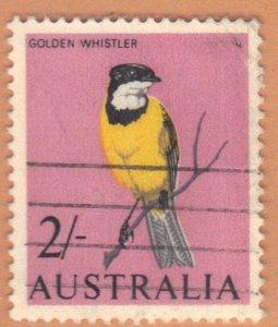 AUSTRALIA SC# 370 **USED** 2sh 1963-65  SEE SCAN