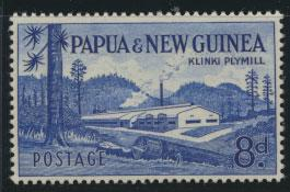 PNG - SG 21    Scott 143  Mint Never Hinged - SPECIAL