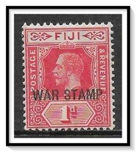 Fiji #MR2 War Tax MH