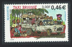 Mayotte Bush Taxi 1v SG#132