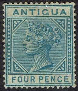 ANTIGUA 1882 QV 4D BLUE