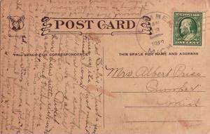 United States Michigan Cumber 1912 doane 2/2  1874-1915  PC.