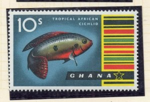 Ghana 1959 (5 Oct) Early Issue Fine Mint Hinged 10S. NW-99789