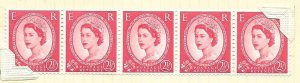 S56Cda Wilding M/C on White with listed variety UNMOUNTED MINT/MNH
