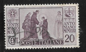 Italy Used  [9303]