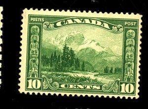 CANADA #155 MINT FVF OG LH Cat $22