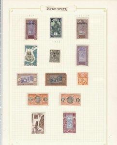 Upper Volta Stamps Ref 14639