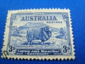 AUSTRALIA - SCOTT #148  -  USED   (wwa17)