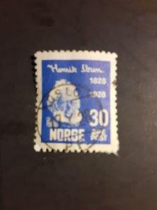 ^Norway #135            Used