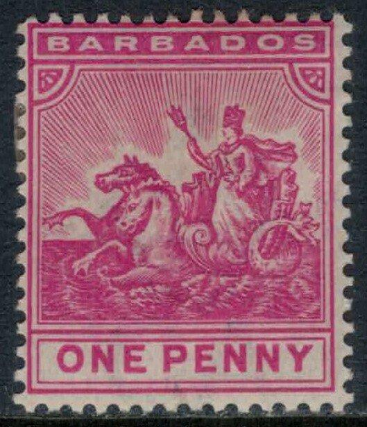 Barbados #72*  CV $5.50