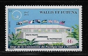 Wallis and Futuna Islands C39 25th South Pacific Commission MNH